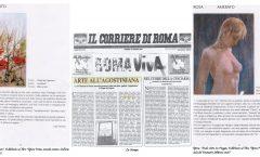 VI Biennale d'Arte Internazionale-Febbraio e Giugno 2006 - Roma